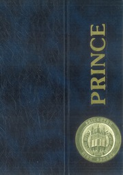 Page 1, 1985 Edition, Princeton High School - Prince Yearbook (Princeton, NJ) online yearbook collection