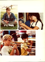 Page 7, 1985 Edition, Princeton High School - Prince Yearbook (Princeton, NJ) online yearbook collection