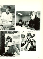 Page 9, 1985 Edition, Princeton High School - Prince Yearbook (Princeton, NJ) online yearbook collection