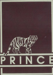 1988 Edition, Princeton High School - Prince Yearbook (Princeton, NJ)