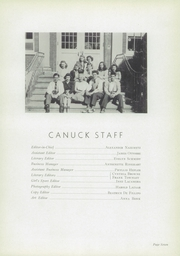 Page 11, 1943 Edition, North Plainfield High School - Canuck Yearbook (North Plainfield, NJ) online yearbook collection