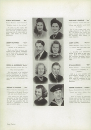 Page 16, 1943 Edition, North Plainfield High School - Canuck Yearbook (North Plainfield, NJ) online yearbook collection