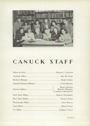 Page 11, 1944 Edition, North Plainfield High School - Canuck Yearbook (North Plainfield, NJ) online yearbook collection