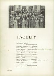 Page 12, 1944 Edition, North Plainfield High School - Canuck Yearbook (North Plainfield, NJ) online yearbook collection