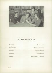 Page 14, 1944 Edition, North Plainfield High School - Canuck Yearbook (North Plainfield, NJ) online yearbook collection