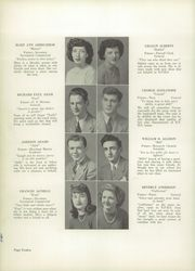 Page 16, 1944 Edition, North Plainfield High School - Canuck Yearbook (North Plainfield, NJ) online yearbook collection