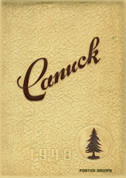 1948 Edition, North Plainfield High School - Canuck Yearbook (North Plainfield, NJ)
