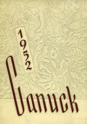1952 Edition, North Plainfield High School - Canuck Yearbook (North Plainfield, NJ)