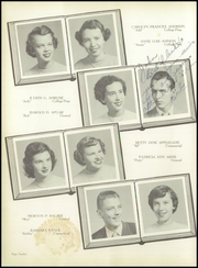 Page 16, 1952 Edition, North Plainfield High School - Canuck Yearbook (North Plainfield, NJ) online yearbook collection