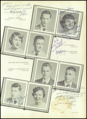 Page 17, 1952 Edition, North Plainfield High School - Canuck Yearbook (North Plainfield, NJ) online yearbook collection