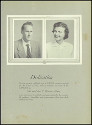 Page 9, 1952 Edition, North Plainfield High School - Canuck Yearbook (North Plainfield, NJ) online yearbook collection