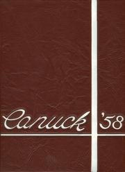 1958 Edition, North Plainfield High School - Canuck Yearbook (North Plainfield, NJ)
