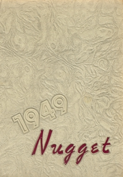 Page 1, 1949 Edition, Ramsey High School - Nugget Yearbook (Ramsey, NJ) online yearbook collection