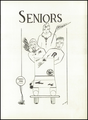 Page 15, 1949 Edition, Ramsey High School - Nugget Yearbook (Ramsey, NJ) online yearbook collection