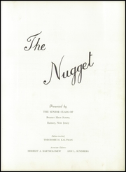 Page 7, 1949 Edition, Ramsey High School - Nugget Yearbook (Ramsey, NJ) online yearbook collection