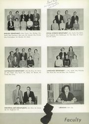 Page 10, 1958 Edition, Ramsey High School - Nugget Yearbook (Ramsey, NJ) online yearbook collection