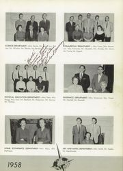 Page 11, 1958 Edition, Ramsey High School - Nugget Yearbook (Ramsey, NJ) online yearbook collection