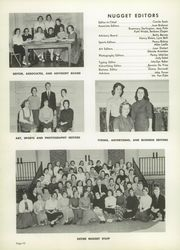 Page 14, 1958 Edition, Ramsey High School - Nugget Yearbook (Ramsey, NJ) online yearbook collection