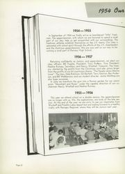 Page 16, 1958 Edition, Ramsey High School - Nugget Yearbook (Ramsey, NJ) online yearbook collection
