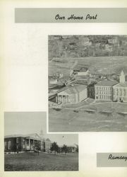 Page 6, 1958 Edition, Ramsey High School - Nugget Yearbook (Ramsey, NJ) online yearbook collection