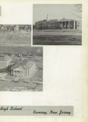 Page 7, 1958 Edition, Ramsey High School - Nugget Yearbook (Ramsey, NJ) online yearbook collection