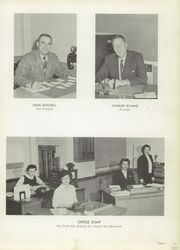 Page 9, 1958 Edition, Ramsey High School - Nugget Yearbook (Ramsey, NJ) online yearbook collection