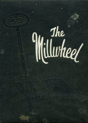 Page 1, 1953 Edition, Millburn High School - Millwheel Yearbook (Millburn, NJ) online yearbook collection