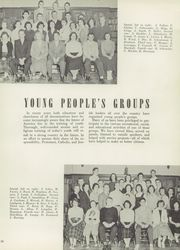 Page 17, 1953 Edition, Millburn High School - Millwheel Yearbook (Millburn, NJ) online yearbook collection