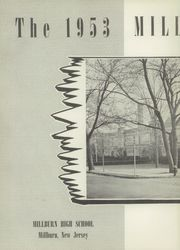 Page 6, 1953 Edition, Millburn High School - Millwheel Yearbook (Millburn, NJ) online yearbook collection