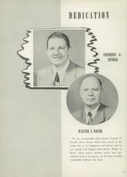 Page 8, 1953 Edition, Millburn High School - Millwheel Yearbook (Millburn, NJ) online yearbook collection