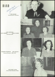 Page 13, 1953 Edition, Asbury Park High School - Driftwood Yearbook (Asbury Park, NJ) online yearbook collection