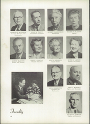 Page 16, 1952 Edition, Dwight Morrow High School - Engle Log Yearbook (Englewood, NJ) online yearbook collection