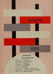 Page 5, 1959 Edition, Watchung Hills Regional High School - Lenape Yearbook (Warren, NJ) online yearbook collection