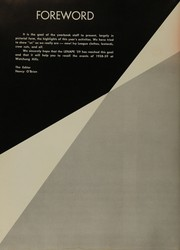 Page 8, 1959 Edition, Watchung Hills Regional High School - Lenape Yearbook (Warren, NJ) online yearbook collection