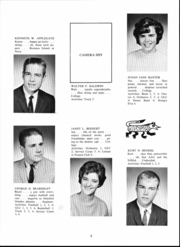 Page 10, 1963 Edition, Watchung Hills Regional High School - Lenape Yearbook (Warren, NJ) online yearbook collection