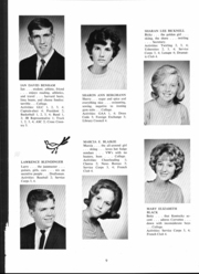 Page 11, 1963 Edition, Watchung Hills Regional High School - Lenape Yearbook (Warren, NJ) online yearbook collection