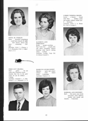 Page 17, 1963 Edition, Watchung Hills Regional High School - Lenape Yearbook (Warren, NJ) online yearbook collection