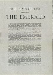 Page 9, 1962 Edition, Red Bank Catholic High School - Emerald Yearbook (Red Bank, NJ) online yearbook collection