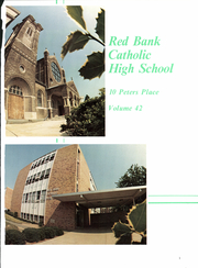 Page 5, 1986 Edition, Red Bank Catholic High School - Emerald Yearbook (Red Bank, NJ) online yearbook collection