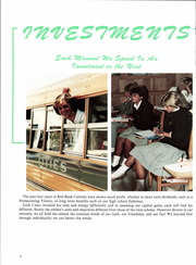 Page 8, 1986 Edition, Red Bank Catholic High School - Emerald Yearbook (Red Bank, NJ) online yearbook collection