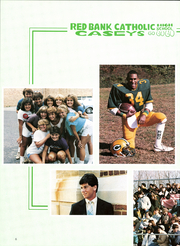 Page 10, 1987 Edition, Red Bank Catholic High School - Emerald Yearbook (Red Bank, NJ) online yearbook collection