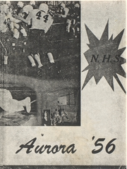 Page 1, 1956 Edition, Newton High School - Aurora Yearbook (Newton, NJ) online yearbook collection