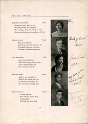Page 17, 1931 Edition, Abraham Clark High School - Sphinx Yearbook (Roselle, NJ) online yearbook collection