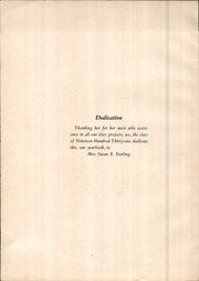 Page 6, 1931 Edition, Abraham Clark High School - Sphinx Yearbook (Roselle, NJ) online yearbook collection