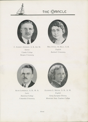 Page 17, 1940 Edition, Hackettstown High School - Oracle Yearbook (Hackettstown, NJ) online yearbook collection