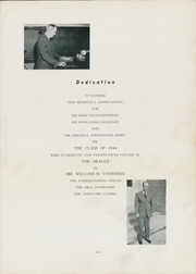 Page 17, 1944 Edition, Hackettstown High School - Oracle Yearbook (Hackettstown, NJ) online yearbook collection
