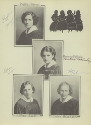 Page 11, 1937 Edition, Lyndhurst High School - Ursa Major Yearbook (Lyndhurst, NJ) online yearbook collection
