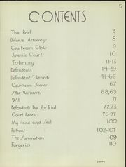 Page 11, 1945 Edition, Lyndhurst High School - Ursa Major Yearbook (Lyndhurst, NJ) online yearbook collection