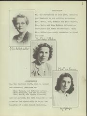 Page 7, 1945 Edition, Lyndhurst High School - Ursa Major Yearbook (Lyndhurst, NJ) online yearbook collection