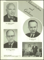 Page 10, 1957 Edition, Lyndhurst High School - Ursa Major Yearbook (Lyndhurst, NJ) online yearbook collection